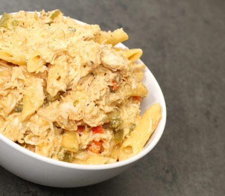 Kyckling Alfredo recept - CrockPot.se