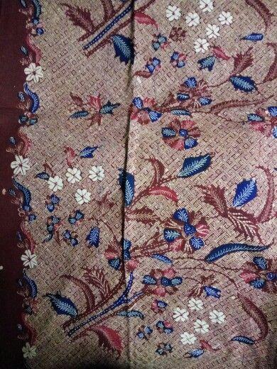 Batik madura east java.