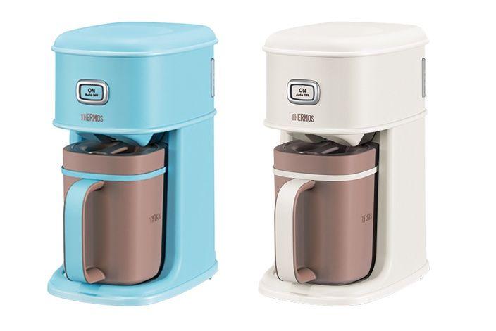 これ欲しかった! 「アイス専用」コーヒーメーカーをサーモスが発売 – DIGIMONO!(デジモノ!)