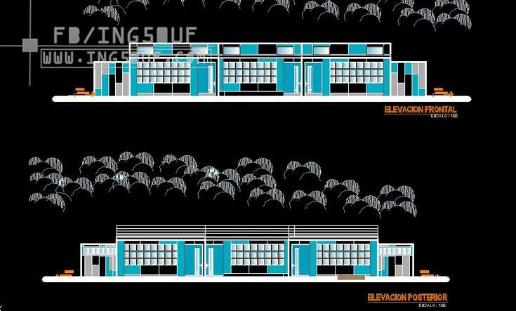 مخططات معمارية مركز التعليمي الأولي للاطفال اوتوكاد Dwg مخططات معمارية مركز التعليمي الأولي للاطفال اوتوكاد Dwg Architecture Design Design Architecture