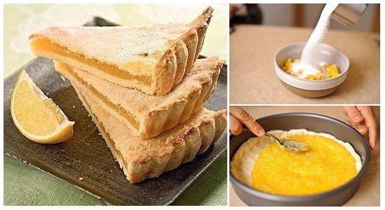 Svieži citrónový koláč - To je nápad!