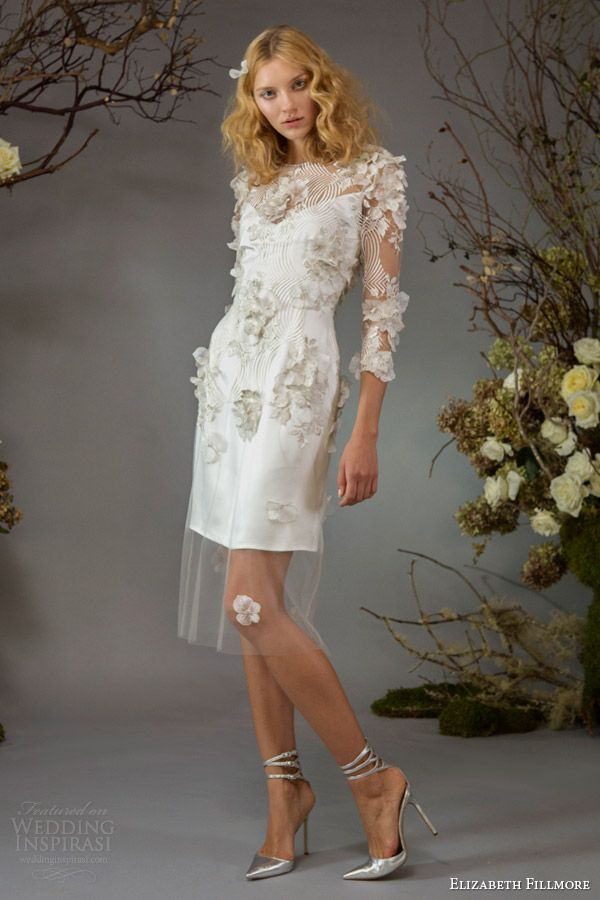 78 Images About Non Italian Wedding Dresses Short Amp Long