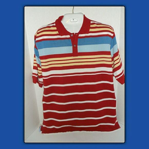 Men's polo shirt ?? Men' polo shirt striped very casual PJ Marks Shirts Polos