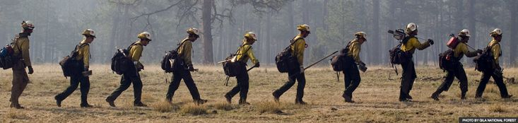 Below is the wildland fire gear checklist recommended by the National Interagency Fire Center. Description from wildfirex.com. I searched for this on bing.com/images