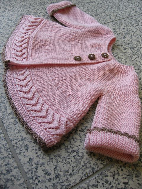 beautiful baby knitting