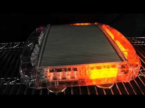 912s mini led light bar emergency vehicle light from 911. Black Bedroom Furniture Sets. Home Design Ideas