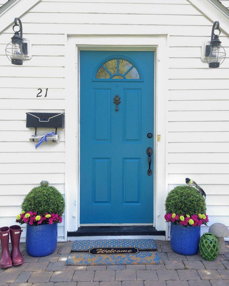 Great Front Door Colors 117 best fabulous paint colors for front doors images on pinterest