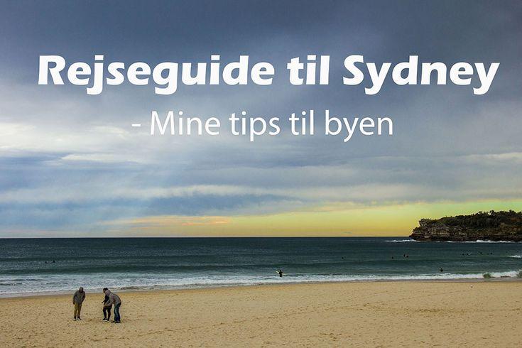 Jeg har efterhånden været i Sydney, Australien, rigtig mange gange og kender derfor byen rigtig godt. I denne guide kommer jeg med de bedste tips til byen