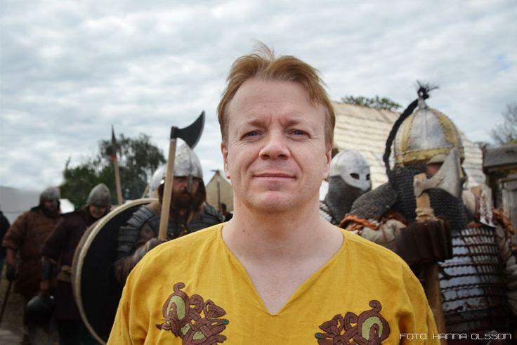 Vikings, fighters, stämningsbild för Kampen i Ringen, Wolin 2015, med Peter Nielsen