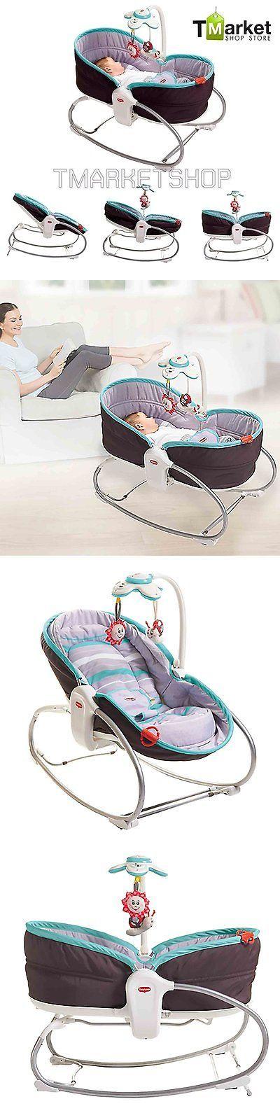 Nursery Bedding Sets 162040: 3 In 1 Baby Rocker-Napper Bed Convertible Safe Toddler Infant Cot Diaper Nurser -> BUY IT NOW ONLY: $166.82 on eBay!