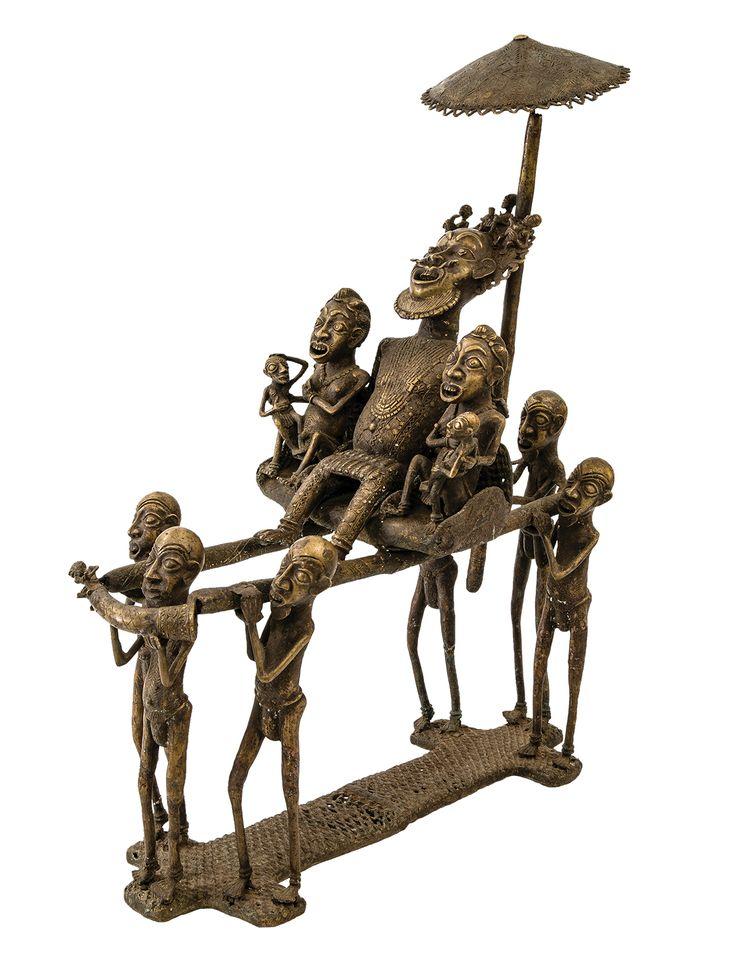 statue africaine de la fertilite orlando