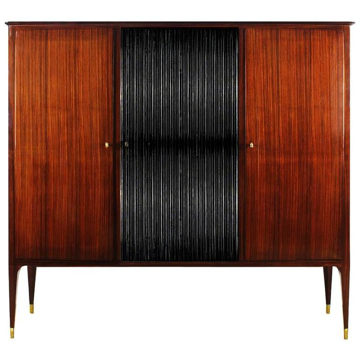 Dry Bar by Mobili D´Arte Cantù | From a unique collection of antique and modern dry bars at https://www.1stdibs.com/furniture/storage-case-pieces/dry-bars/
