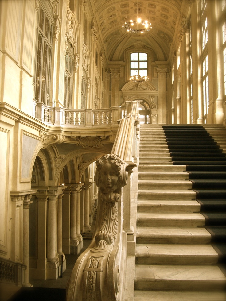 Palazzo Madama, Turino, Italy