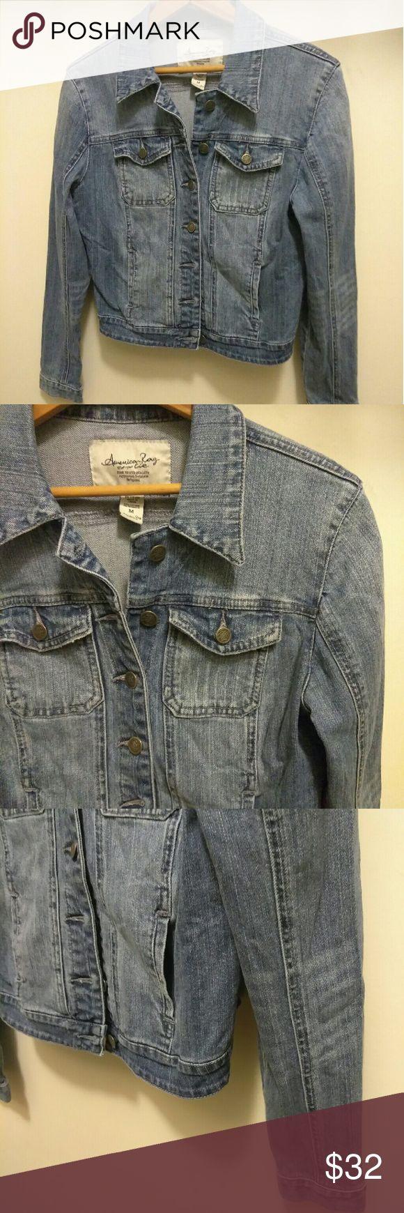 💙NWOT American Rag Jean Jacket Sz M💙 💙NWOT American Rag Jean Jacket Sz M💙 American Rag Jackets & Coats Jean Jackets