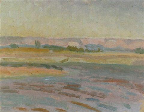 Ivan Agueli - Shore of the Nile (Pharyah)