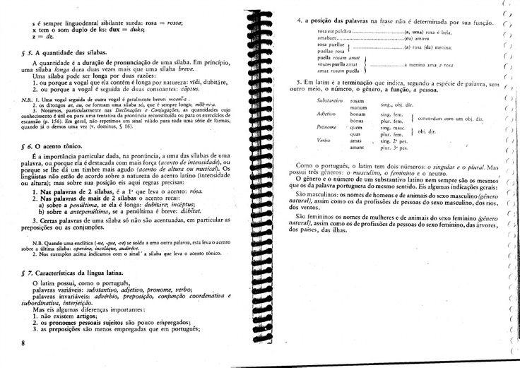 Gramatica Latina - Grimal