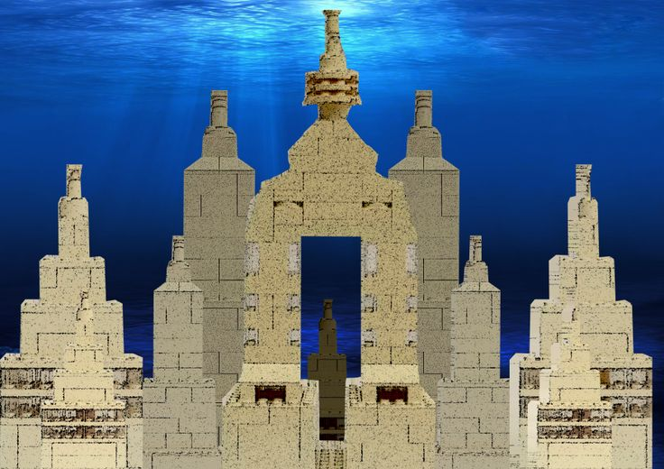 Underwater City William Dunn ©