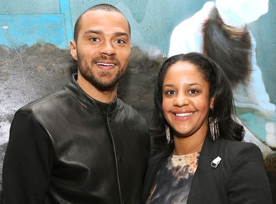 Grey's Anatomy's Jesse Williams Welcomes Second Child With Wife Aryn Drake-Lee!  Jesse Williams, Aryn Drakelee-Williams