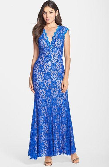 Blue dress nordstrom utc
