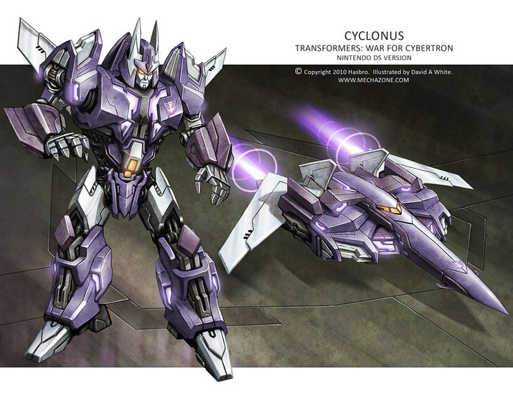 War for Cybertron - Cyclonus