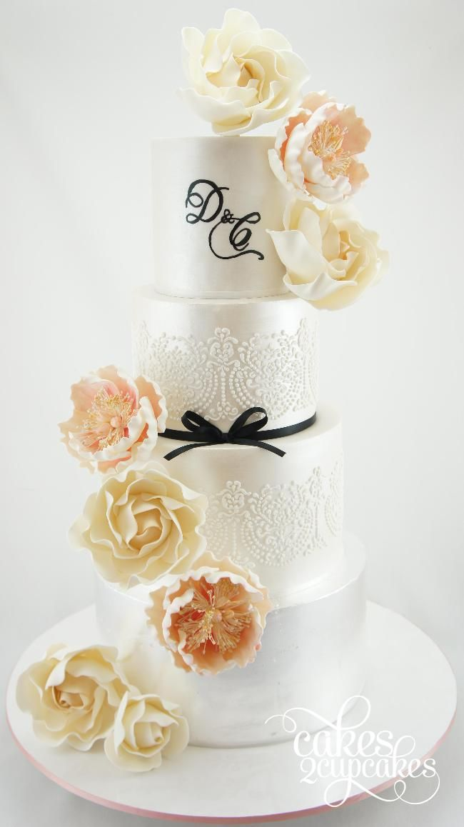 100 best images about CAKE DESIGN USING STENCILS on ...