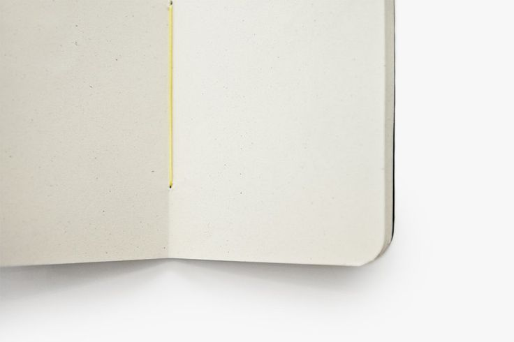 Notebook TE / Czech handmade notebook from recycled material #handmade #paper #stationery #papidu
