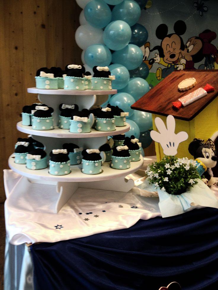 Cupcakes MIckey and Minnie