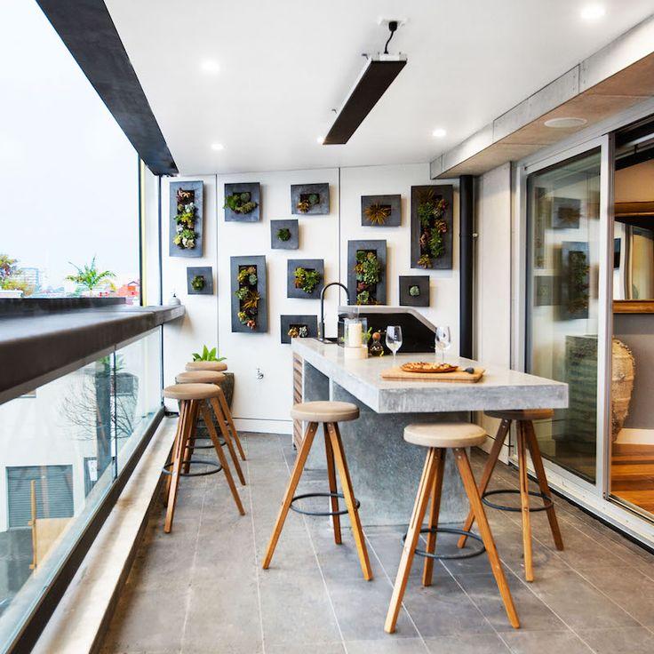 Caro and Kingi Room 9 | Terrace & Re-do Room #theblock #theblockshop #terrace