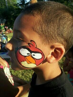 Snazy Face Painting