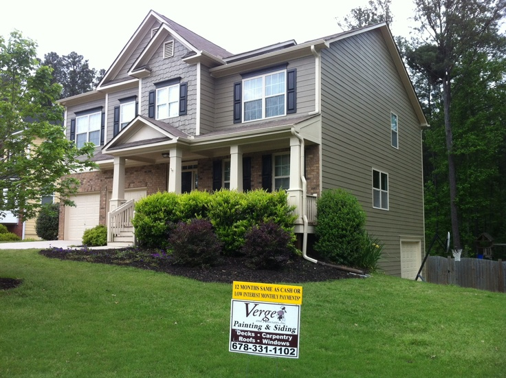 41 best images about house colors on pinterest paint for How to get paint off siding
