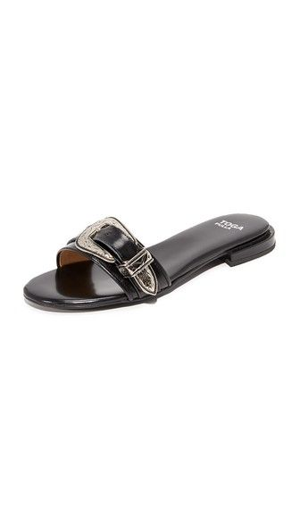 TOGA . #toga #shoes #slides