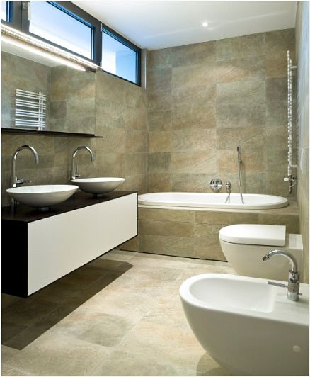 8 best images about ideias wc on pinterest posts on and - Pinturas modernas para casas ...