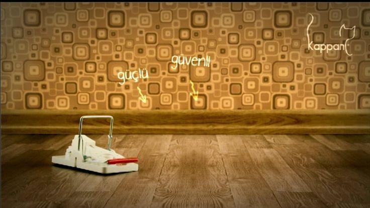 Kappan firması için stop motion animasyon tekniği ile hazırladığımız ulusal kanallarda yayınlanan reklam filmi.