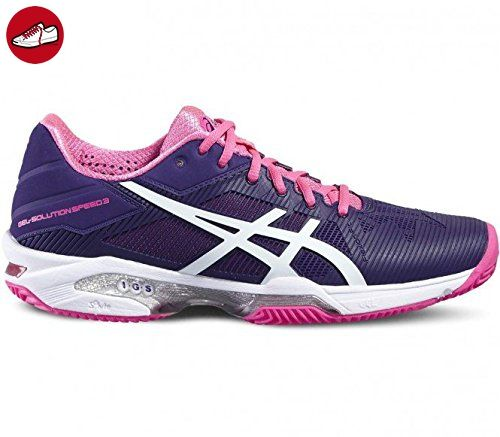 "Damen Tennisschuhe Outdoor ""Gel Solution Speed 3 Clay"" - Asics schuhe (*Partner-Link)"