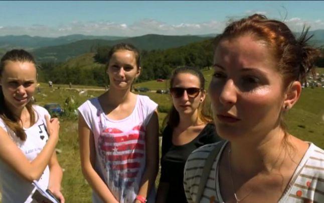 Reportaj BBC despre Târgul de Fete de pe Muntele Găina