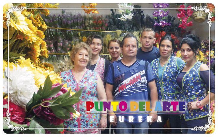 #EYAColombia #EnsamblesyAdornos  Eureka - Punto del arte en Villavicencio decoracion, pintura, clases de ceramica, madera.