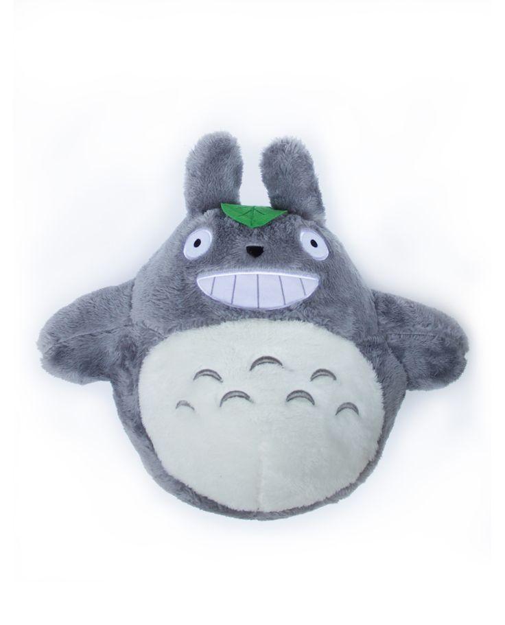 Peluche Totoro Grande 35€    pikapikashop.com  #totoro #peluche #myneighbortotoro #kawaii #love #cute #pikapikashop #barcelona