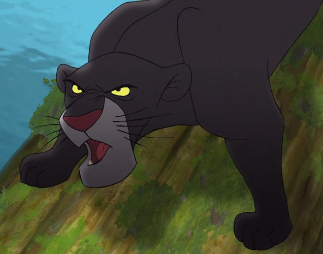 Bagheera | Favorites | Pinterest