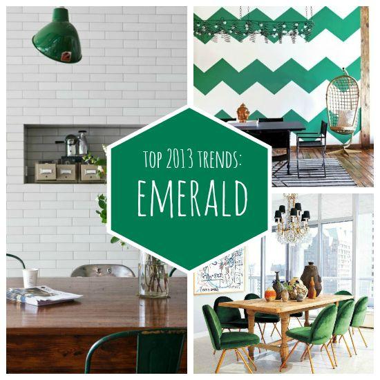 Top 2013 Trends: Emerald