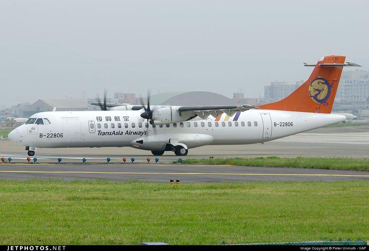 TransAsia Airways (Taiwan) ATR 72-212A(500)