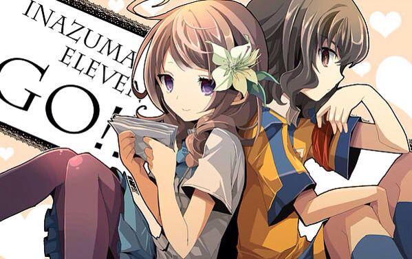 #anime #shindou #takuto #shindoutakuto #akane #yamana #akaneyamana #shindouxakane #love #couple #inazumaeleven #inazumaelevengo #photo