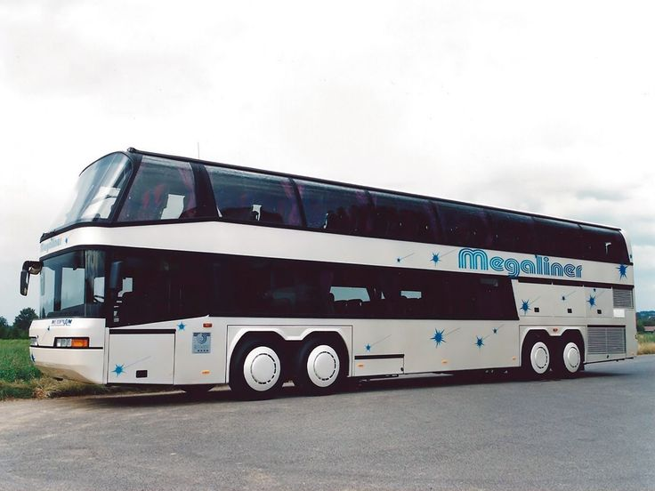 super golden eagle bus   ... Super Golden Eagle – Strike Two For The Articulated Highway Bus