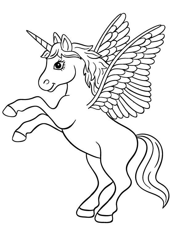 Unicorn Coloring Pages In 2020 Unicorn Coloring Pages Coloring Pages Free Coloring Pages