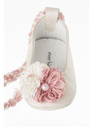 Βαπτιστικά Παπούτσια Everkid Κωδ:3083B