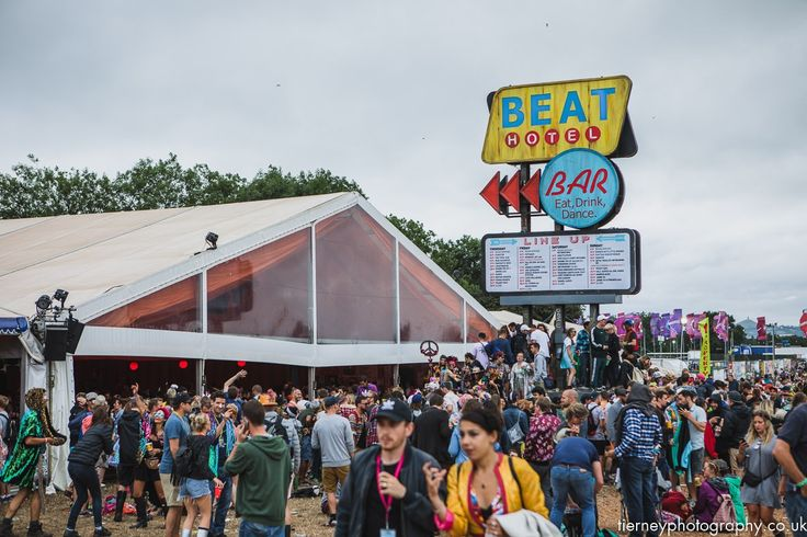 Beat Hotel, Glastonbury Festival 2017