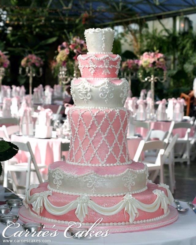 Marie Antoinette cake...I want a Marie Antoinette themed ...