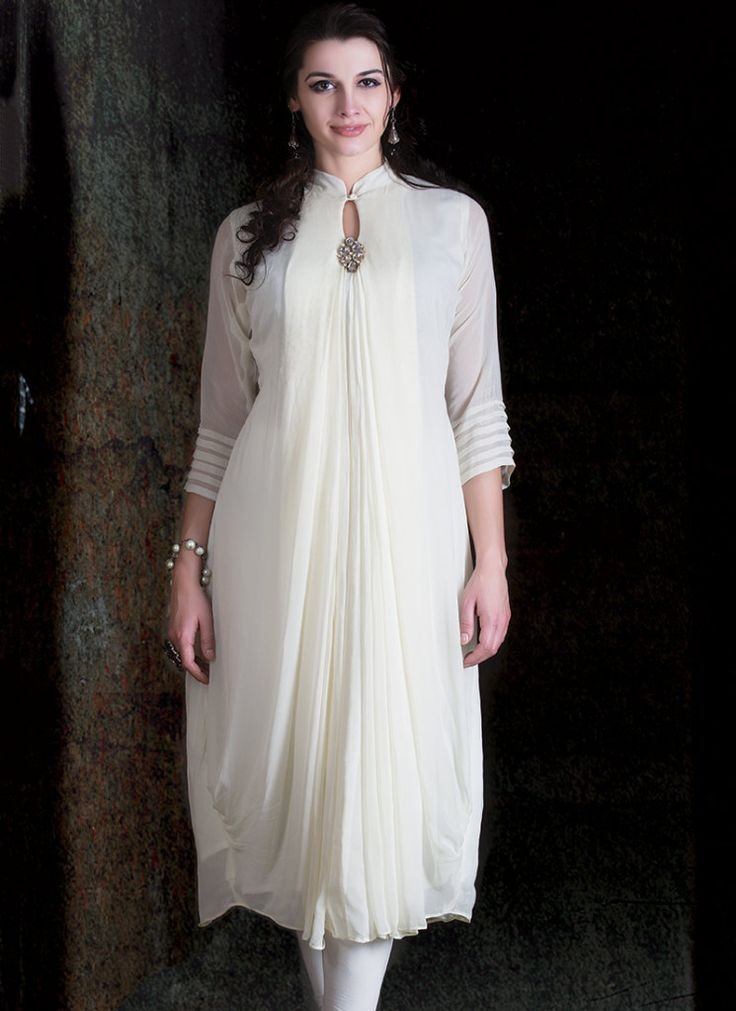 Beautiful Long Kurti Collection 2015