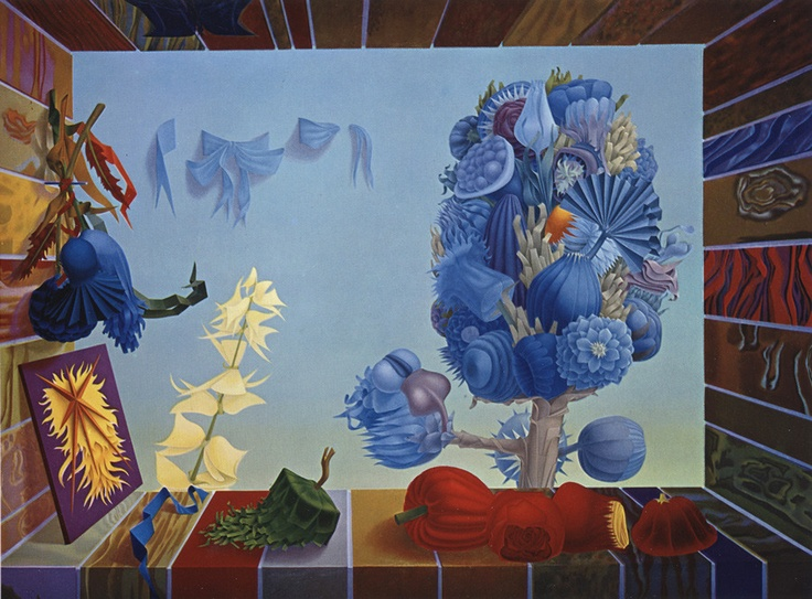 Wolfgang Hutter(ヴォルフガング・フッター)'s Art work
