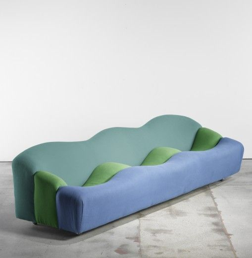 // Pierre Paulin, ABCD Sofa for Artifort, 1968.