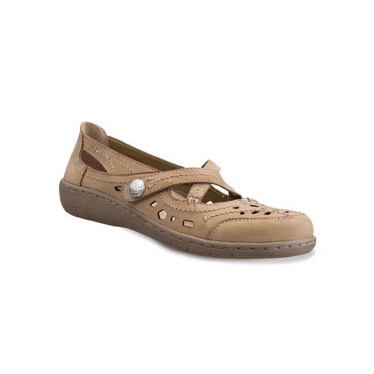 Skechers Relaxed Fit Washington Aberdeen Women's Mary Jane Shoes, Size: 9, Beige Oth